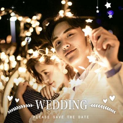 轻奢韩式婚礼